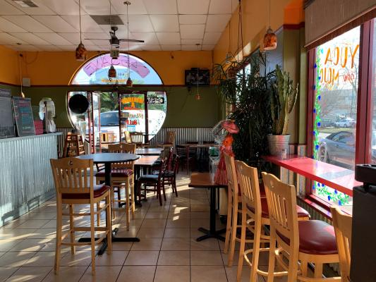 Oakland, Emeryville Area Latin American Restaurant For Sale