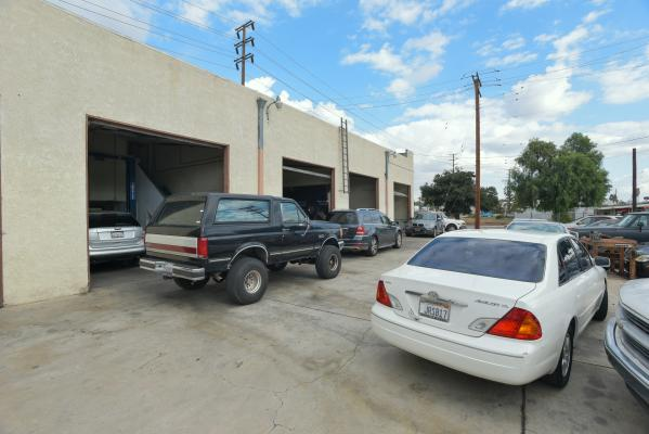Auto Repair Shop - Complete, Smog Business For Sale