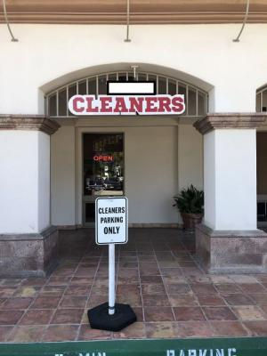 Anaheim Hills, Orange County Dry Cleaners - Low Rent, Good Books For Sale