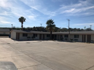 Needles, San Bernardino County Motel With Real Estate - 28 Rooms For Sale