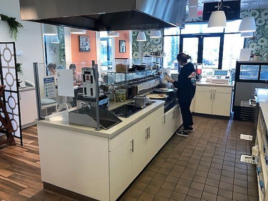 Crepes And Sandwich Cafe Restaurant Business For Sale