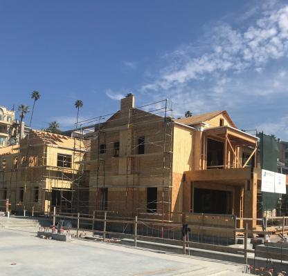 Orange County Residential Framing Construction Company For Sale