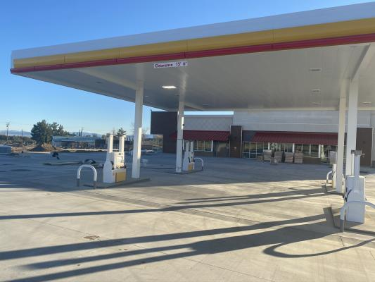Hesperia, San Bernardino Area Shell Gas Station, 7 Eleven, Car Wash, Real Estate For Sale