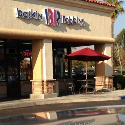 Riverside County Area Baskin Robbins Franchises - 2 Stores Package For Sale