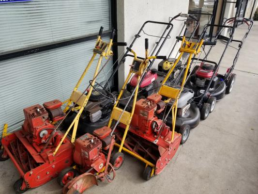 Huntington Beach Lawnmower Shop - Stable Income, Repeat Clients Companies For Sale