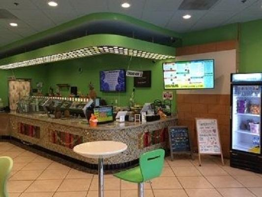 Juice And Smoothie Shop- Prime Location, Remodeled Business For Sale