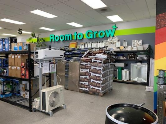 Garden And Nursery Hydroponic Supplier Business For Sale
