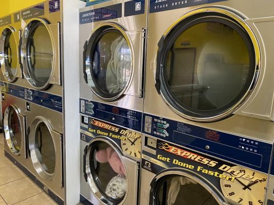 Oxnard, Ventura County Laundromat - Dexter Equipped For Sale
