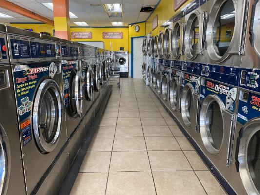 Oxnard, Ventura County Coin Operated Laundromat For Sale