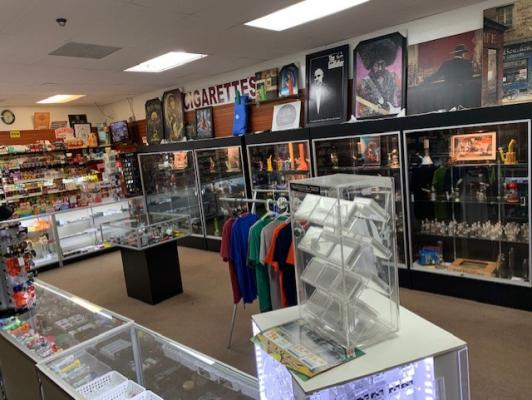 Smoke Shop - Very Profitable, Absentee Owner Business For Sale