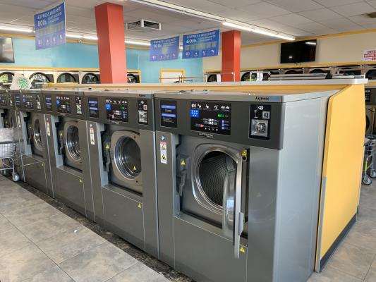 Coin Laundromat - Newly Remodeled, Great Parking Company For Sale