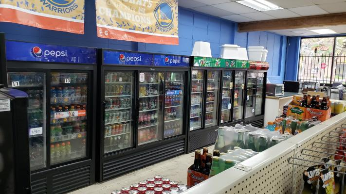 Liquor Store - With Food Business For Sale