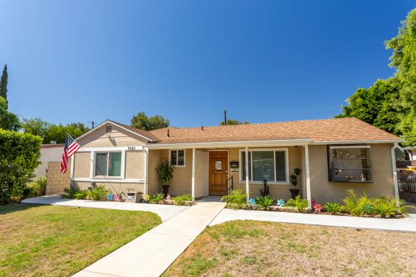 Reseda, Los Angeles County Assisted Living Facility RCFE - 6 Bed For Sale