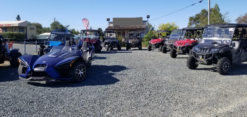 Auburn, Placer County Utility Vehicle, Recreational Vehicle Dealership Companies For Sale