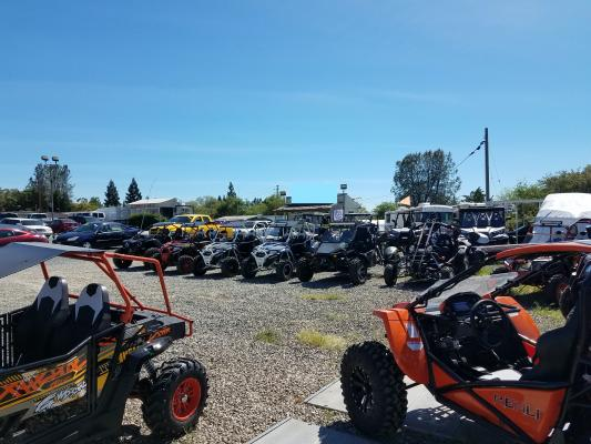 Selling A Auburn, Placer County Utility Vehicle, Recreational Vehicle Dealership