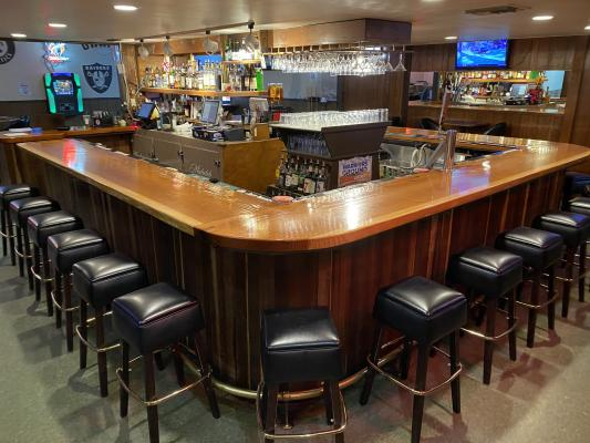 Santa Rosa, Sonoma County The Nutty Full Bar And Restaurant, 47 License For Sale