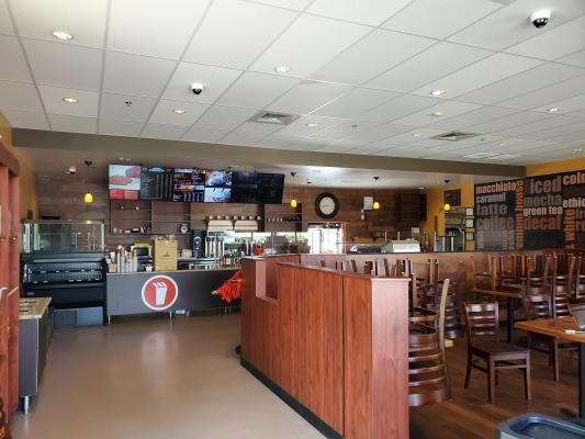 Fresno, Central Valley Area Drive Thru Coffee Shop And Bakery - Can Convert For Sale