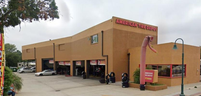 Thousand Oaks, Ventura County Tire, Auto Repair Shop - Prime Area, 4 Bays, Lifts For Sale