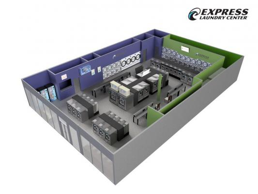 Buy, Sell A Express Laundry Center - Vended Laundry Business