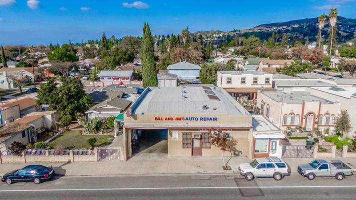 San Gabriel Valley, LA County Auto Repair Shop, Real Estate - Established 40 Yrs For Sale