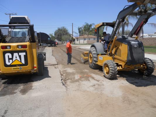 North Orange County Public Works Construction Contracts WC FFE For Sale