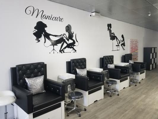 Full Service Salon - Just Built And Staffed Company For Sale