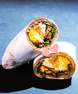 Los Angeles North Sushi Burrito Togo Restaurant - To Go, Delivery For Sale