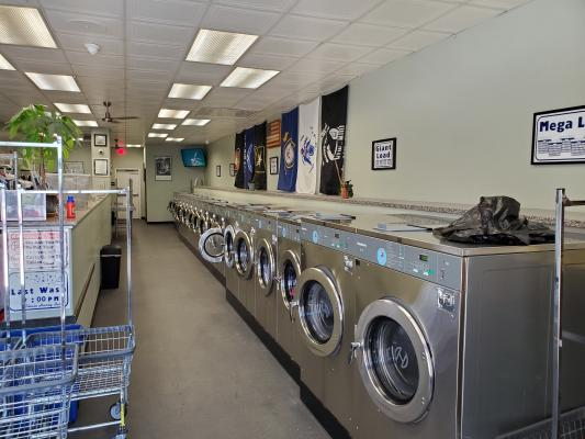 Coin Op Laundry - Newer Equipment, Great Location Company For Sale