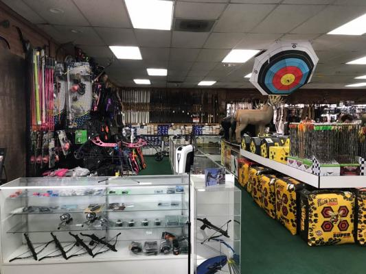 Fullerton, Orange County Archery Supply Shop With Indoor Shooting Range For Sale
