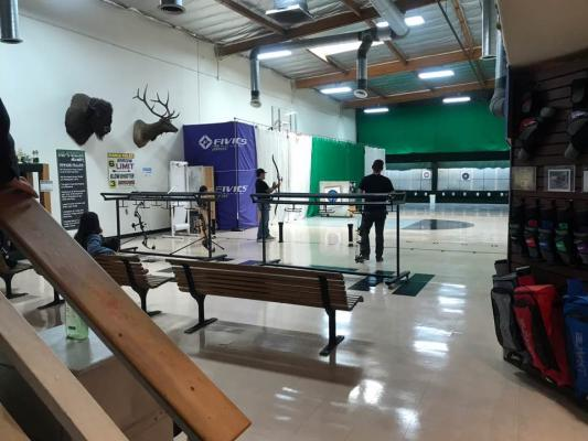 Archery Supply Shop With Indoor Shooting Range Business For Sale