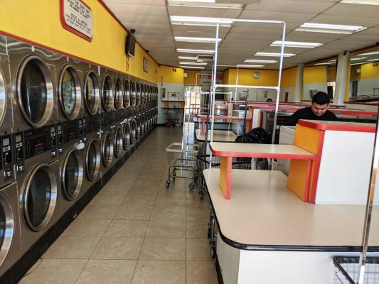 Coin Laundry For Sale In Ontario California