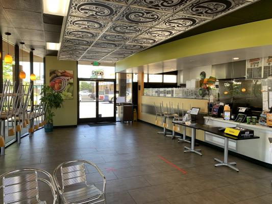 Fresno Downtown Area Sandwich Shop - Good Location, Absentee Run Business For Sale