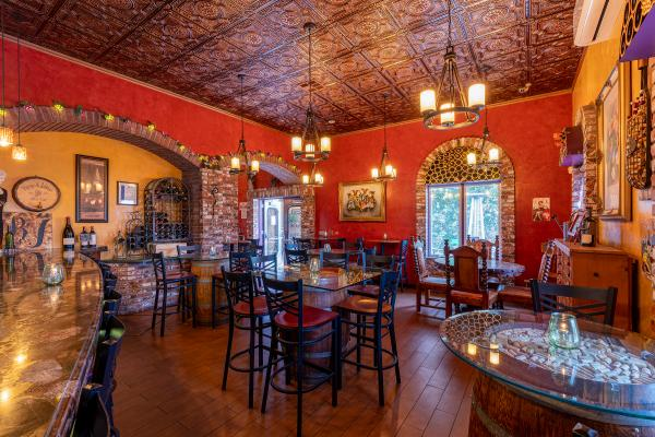 Talmadge, San Diego County Wine Cafe And Restaurant - In Affluent Area For Sale