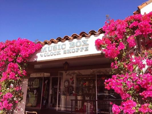 Palm Springs, Riverside County Music Box And Clock Shop - Long Established For Sale