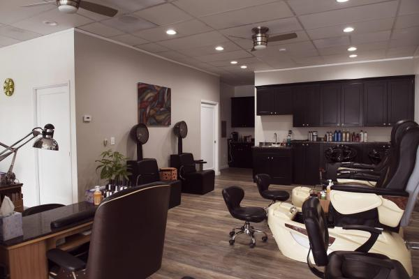 Alameda County Beauty Salon - 6 Stations, Manicures, Pedicures Business For Sale