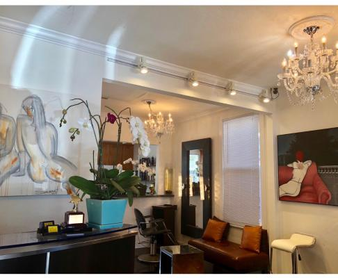 Marin County Beauty Salon - Asset Sale For Sale