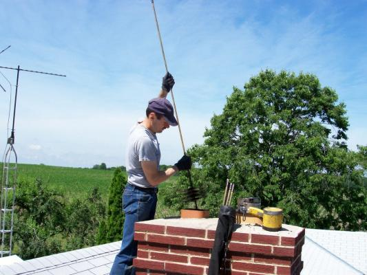 San Francisco Bay Area Chimney Inspection, Sweeping Service - Profitable Business For Sale