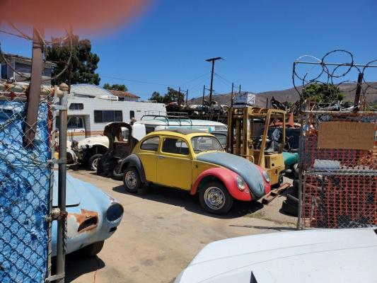 Ventura Volkswagen Auto Part Junk Yard And Supply Business For Sale