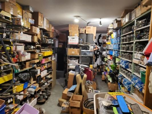 Volkswagen Auto Part Junk Yard And Supply Company For Sale