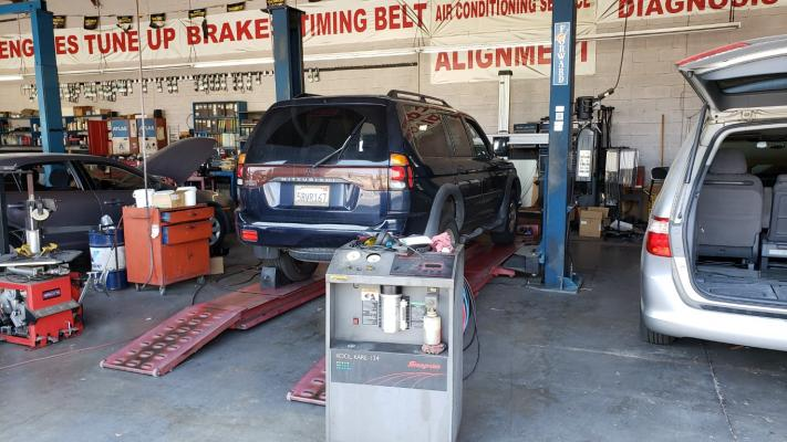 Buy, Sell A Auto Repair Shop - Tires, Tune Services, Low Rent Business