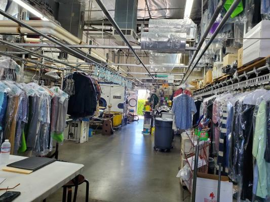 South Orange County Dry Cleaners Plant - Loyal Customers For Sale