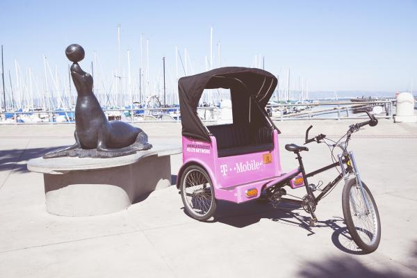 Fantastic Pedicab Service - High Net Profits, Fun Company For Sale