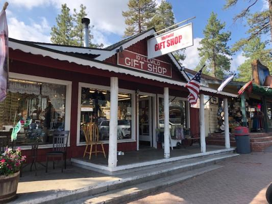 Idyllwild, Riverside County Gift And Souvenir Shop - Long Established For Sale