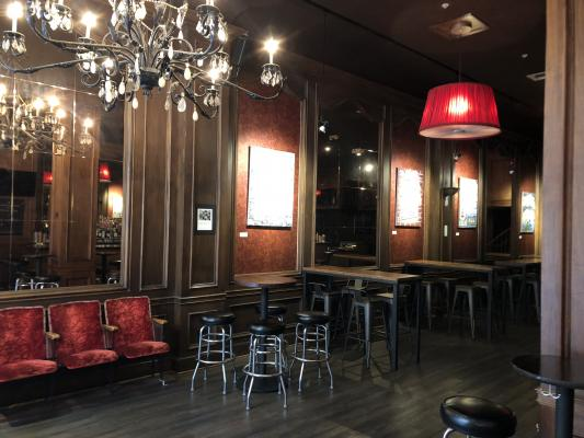 Bar- Type 48 License, Fantastic Location, High Net Company For Sale
