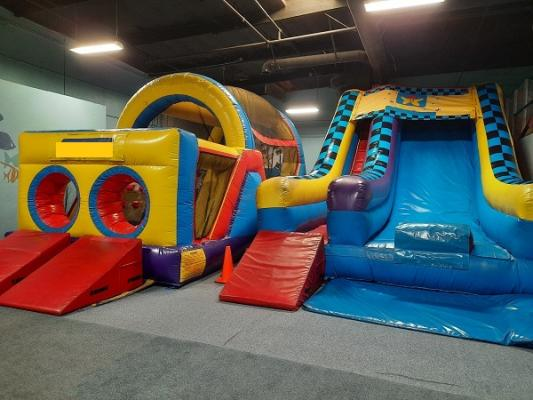 Orange County Area Kids Indoor Amusement Center- For Parties, Jumpers Business For Sale