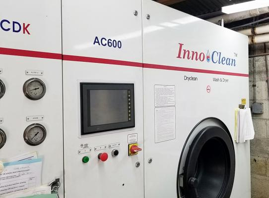 Encinitas, San Diego Area Dry Cleaning Plant - Eco-Friendly Business For Sale