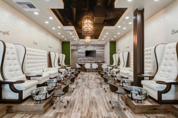 Glendale, Burbank Area Nail Salon Franchise - Upscale And Profitable Business For Sale