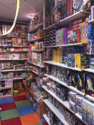 San Francisco Specialty Retail Variety Store - High Net Income Companies For Sale