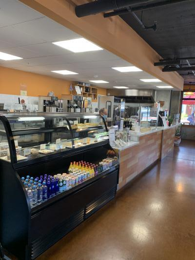 Berkeley, SF Bay Area Cafe Restaurant - Type 1 Hood, Corner Location For Sale