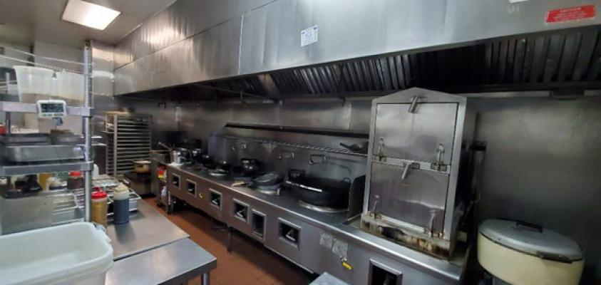 Tustin, Orange County Chinese Restaurant - Full Kitchen, Can Convert Business For Sale